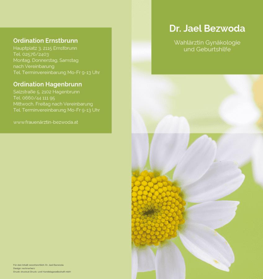 Folder Dr. Jael Bezwoda
