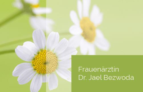 Visitenkarte Dr. Jael Bezwoda