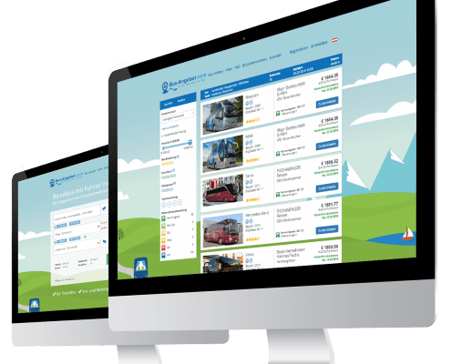 Präsentation Projekte Bus Angebot