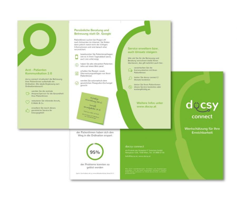 Docsy - Informationsfolder