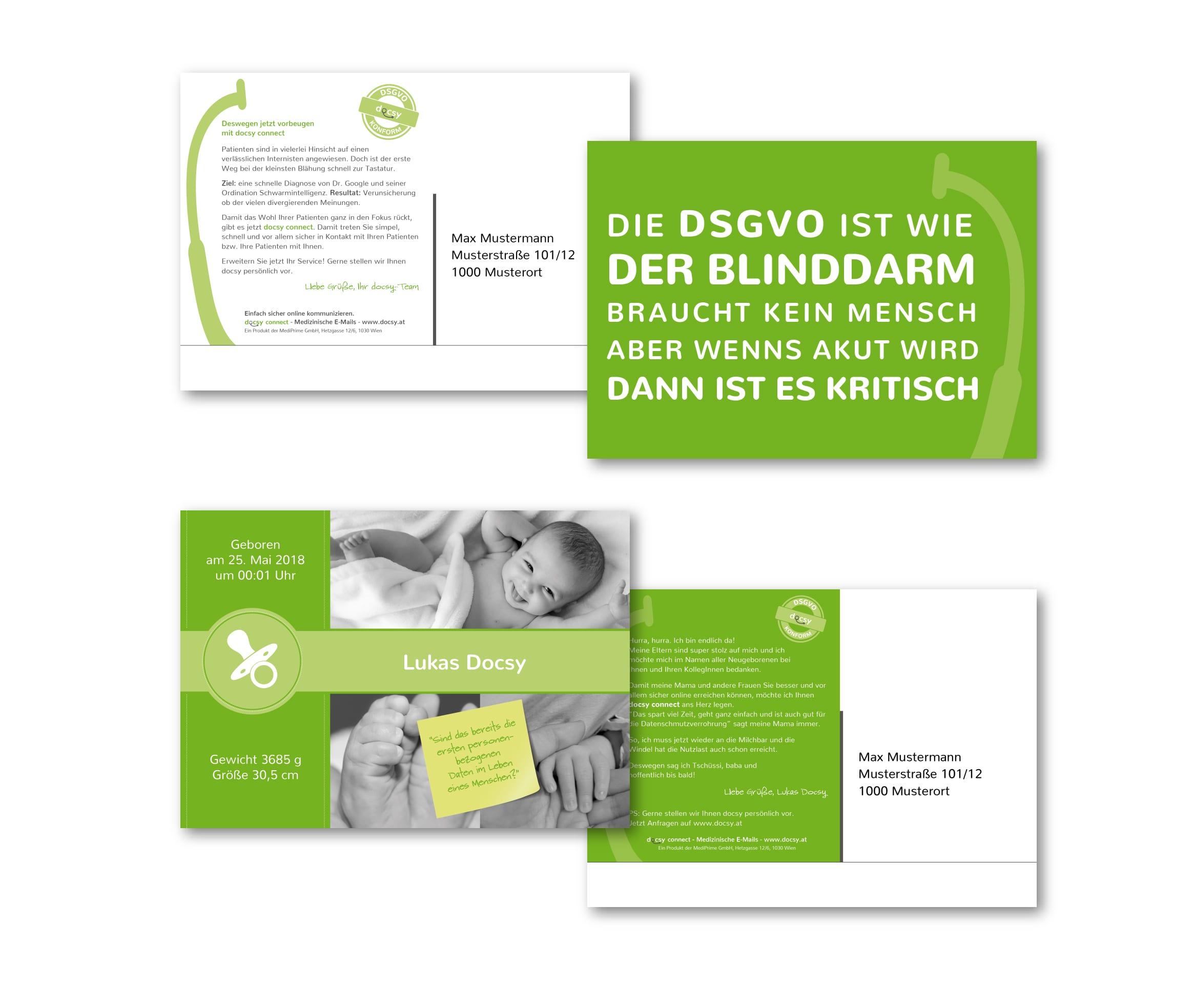 DSGVO Kampagne