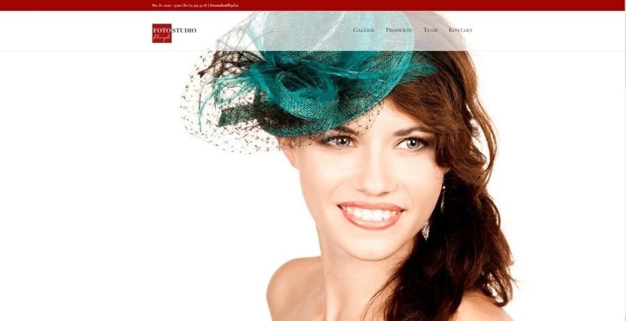 Webseite Fotostudio Floyd 01
