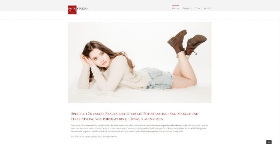 Webseite Fotostudio Floyd 05