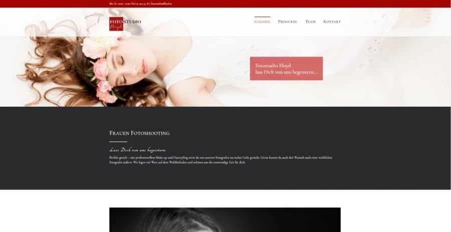 Webseite Fotostudio Floyd 06