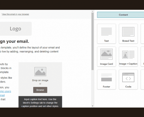 Newsletter Tool - Mailchimp