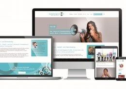 Erstellung einer Webseite mit Online-Shop