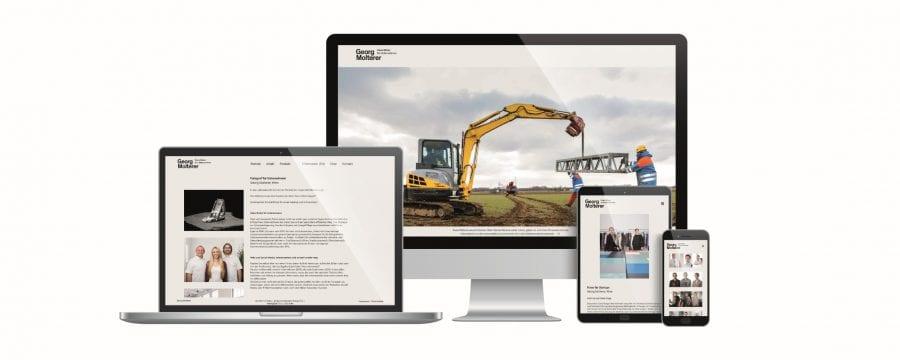 Erstellung einer Webseite