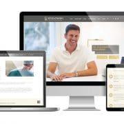 Webseite für Dr. Alexander Kozlowski - by rechnerherz