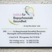 Branding für IBPG_Wien by rechnerherz